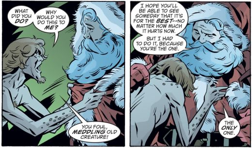 Fables #56 - Flycatcher's Suffering