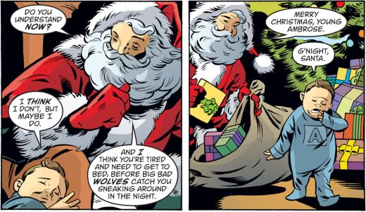 Fables #56 - Merry Christmas