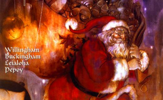 Fables #56 Santa Claus