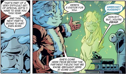Fables #56 - Santa's Gift