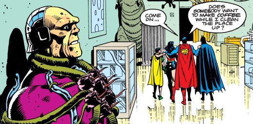 Superman Annual #11 - Christmas