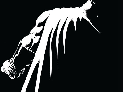 The Dark Knight III Bruce Wayne