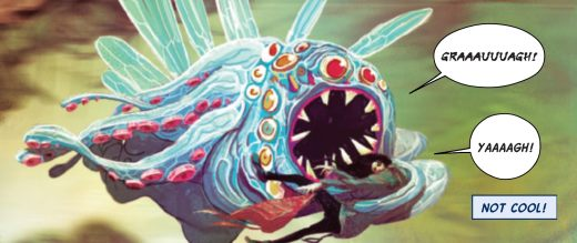 Weirdworld #1 Fish