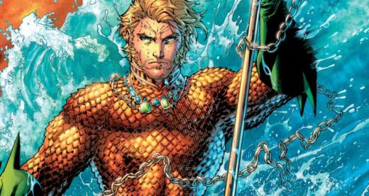 Aquaman - Cover
