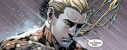 Aquaman - Crying in the Rain