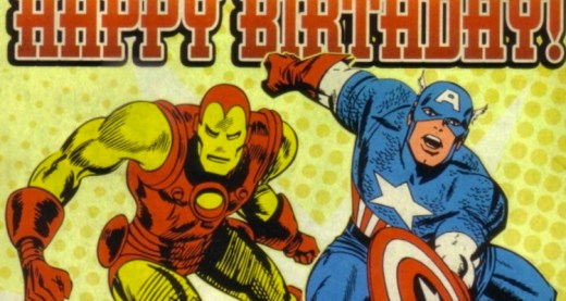 Leading Questions - Happy Birthday Superheroes