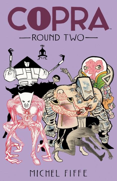 Loser City Best Comics of 2015 COPRA