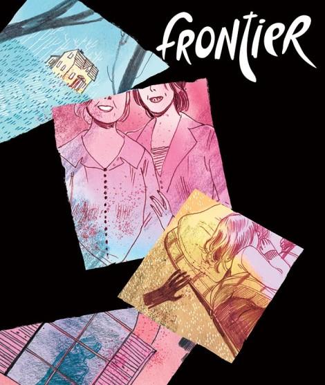 Loser City Best Comics of 2015 Frontier