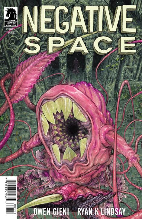 Loser City Best Comics of 2015 Negative Space