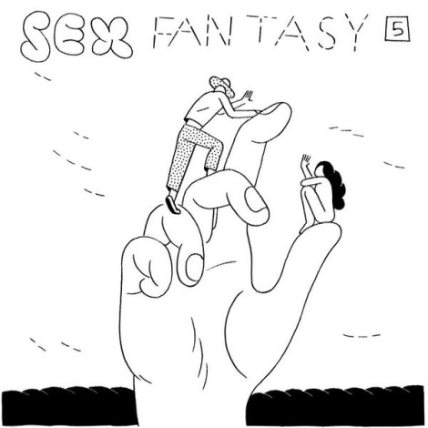 Loser City Best Comics of 2015 Sex Fantasy