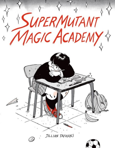 Loser City Best Comics of 2015 SuperMutant Magic Academy