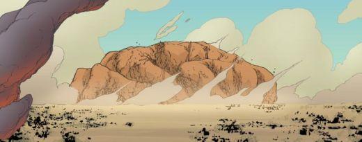 Planetary #15 - Ayers Rock