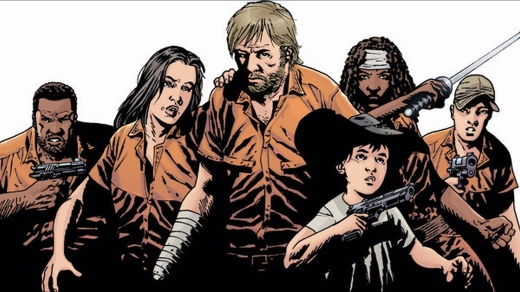 The Walking Dead Image Comics