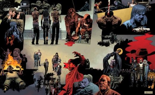 The Walking Dead Stories
