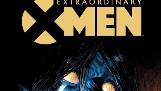 Extraordinary X-Men #7 Cover