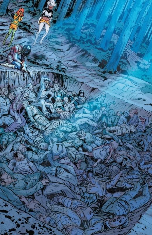 Extraordinary X-Men #7 Holocaust