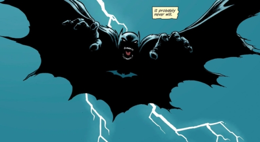 Grant Morrison Batman Will Never Die