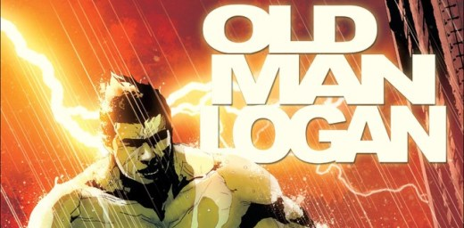 Old Man Logan 2 Cover