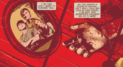 Old Man Logan 2 Dead Family