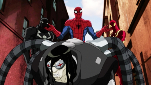Ultimate Spider-Man Vs Sinister 6
