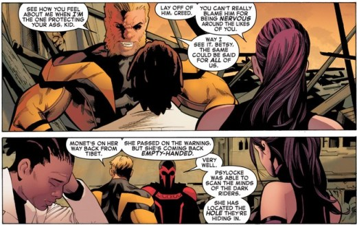 Uncanny X-Men #3 Greg Land Faces