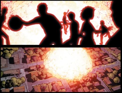 Captain America Civil War Dead Kids