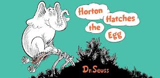 Dr Seuss Day Horton Hatches The Egg