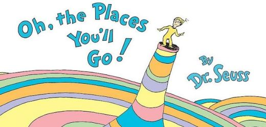 Dr Seuss Day Oh The Places Youll Go