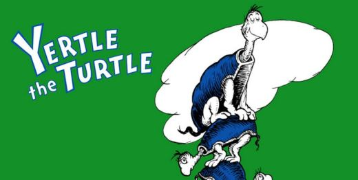 Dr Seuss Day Yertle the Turtle
