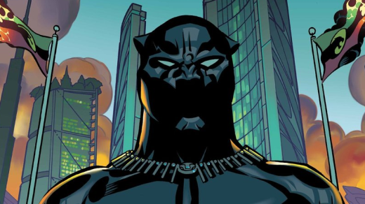 Brian Stelfreeze Black Panther Review