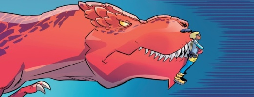 Moon Girl and Devil Dinosaur #5 Chase