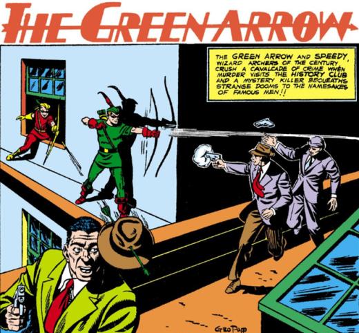 More-Fun-Comics-73-Green-Arrow