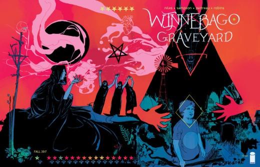 Winnebago Graveyard Poster