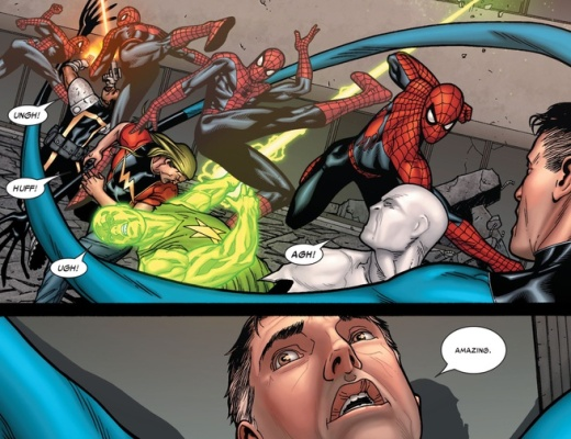 Civil War #7 Spider-Man