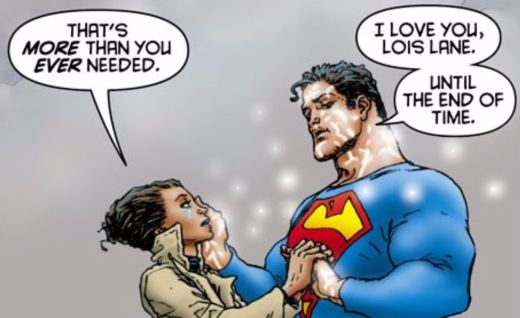 Love - All-Star Superman #12