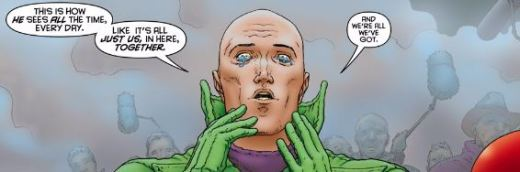 Love - Lex Luthor