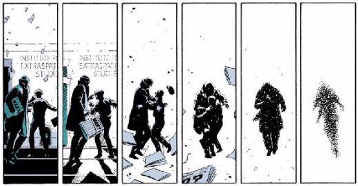 Love - Watchmen Ending