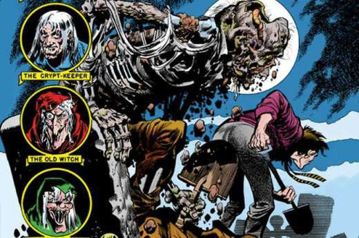 EC Comics Image Comics