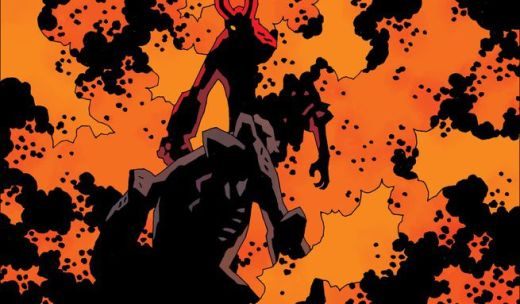 Hellboy in Hell 10 Mignola