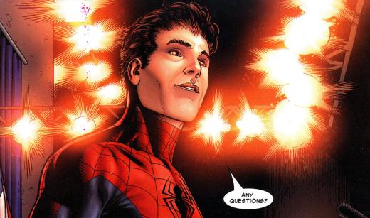 Peter Parker Fucks Up
