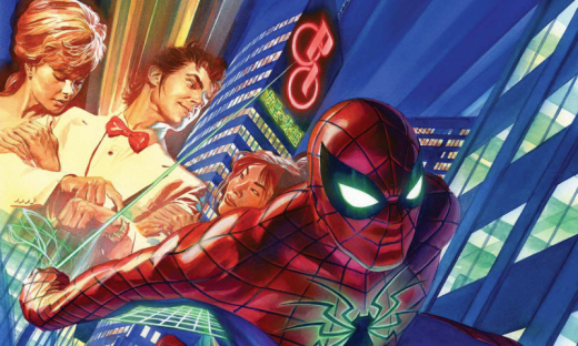 Peter Parker Grown Ass Man