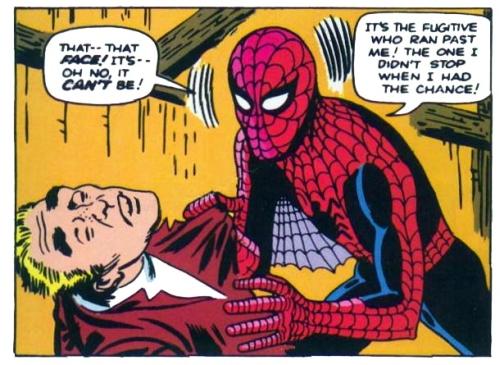 Peter Parker Really Fucks Up