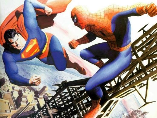 Peter Parker Vs Superman