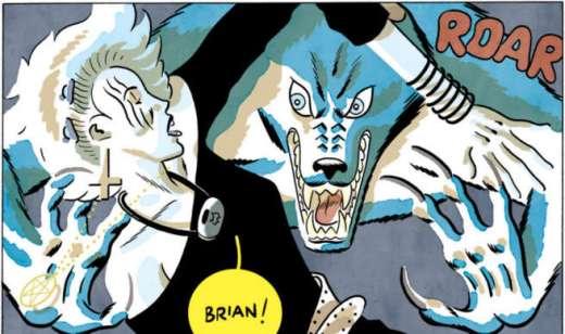 She Wolf #1 Image Comics