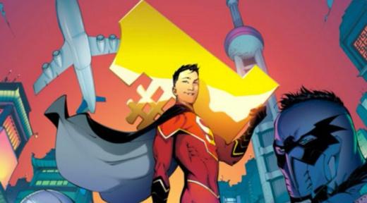 3 - New Super Man Rebirth
