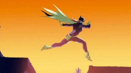 4 - Batgirl Rebirth