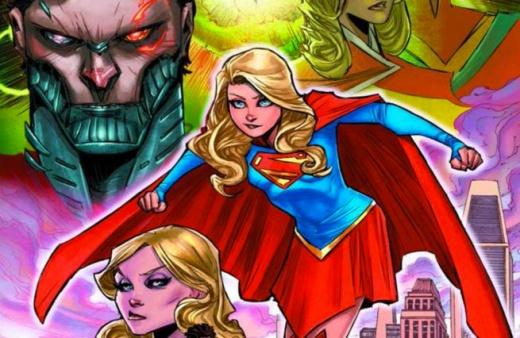 6 - Supergirl Rebirth