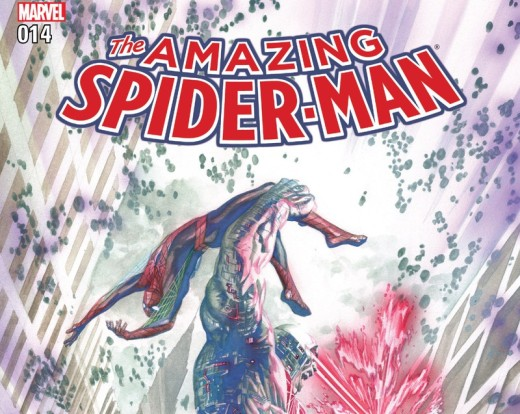 Amazing Spider-Man #14 Cover