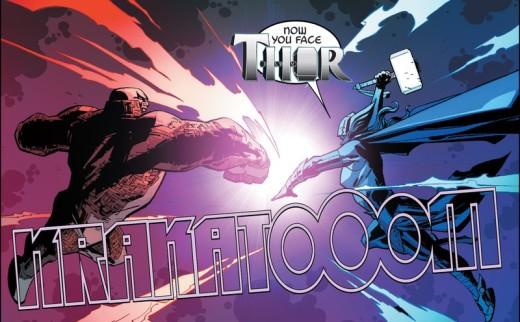 Amazing Spider-Man #14 Thor