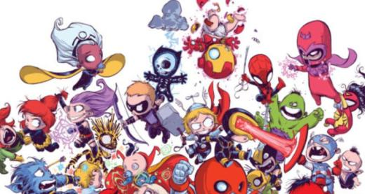 Skottie-Young-Variant-Cover